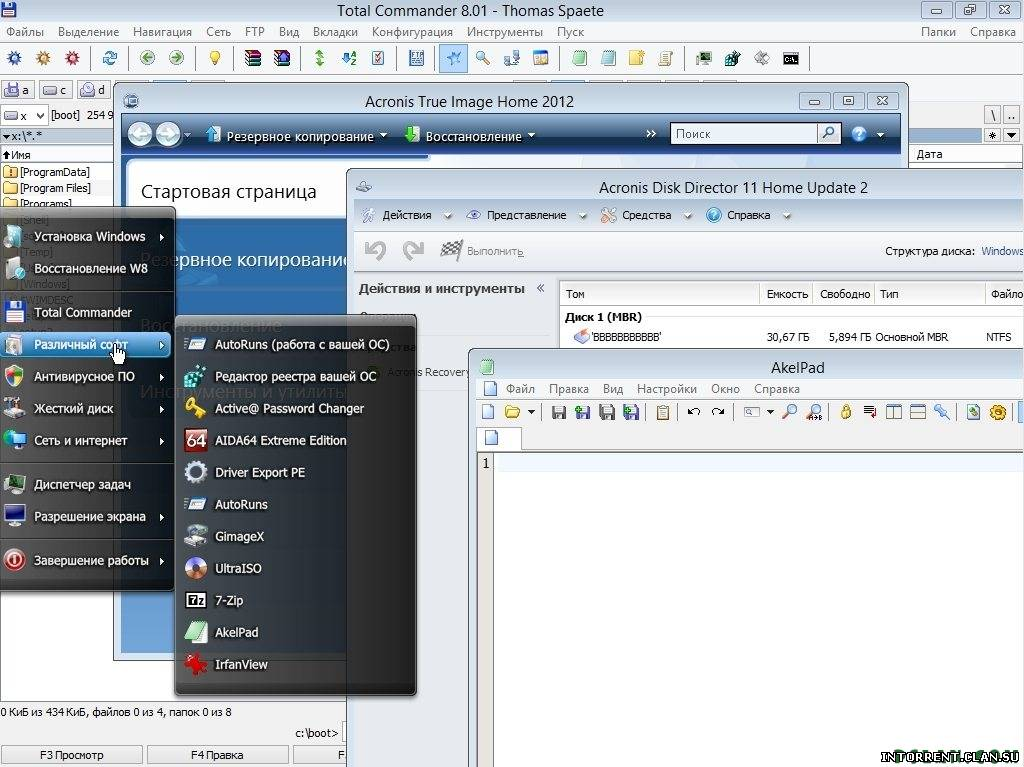 Windows backup and more | True Image by Acronis